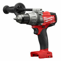 "New Milwaukee M18 Brushless FUEL 1/2"" Hammer Drill/Driver Model # 2704-20"