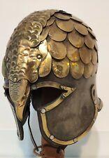 GREEK HOPLITE Eagle HELMET ELMO OPLITA GRECO larp Historical Reenactment spartan