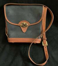 Vintage Dooney And Bourke Crossbody Handbag
