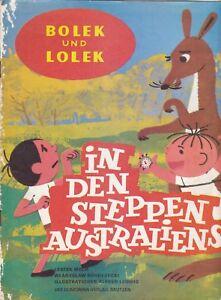 Bolek u Lolek In den Steppen Australiens/Kinderzeitschrift/DDR/L.Mech *