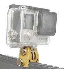 20mm Picatinny Airsoft Gun Rail Mount Adapter Kit For GoPro Action Camera