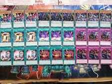 Yu-Gi-Oh! >Abgrundschauspieler Deck-Core 27 Karten< LED3-DE Deutsch 1.Auflage