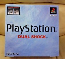New Original Factory Sealed SONY Playstation 1 Dual Shock SCPH-9001/94010 RARE!