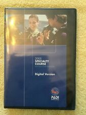 Padi Specialty Course Instructor Manual Dvd Version