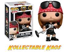 Guns N Roses - Axl Rose Pop! Vinyl Figure