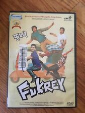 Fukrey (Hindi Movie  Bollywood Film  I DVD Free Shipping