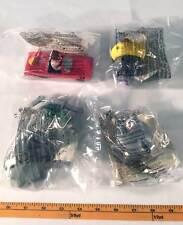 McDonalds 1998 Flubber Complete 4 Toys England International Release Rare New