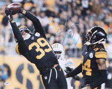 Minkah Fitzpatrick Signed Pittsburgh Steelers 16x20 Photo PSA/DNA