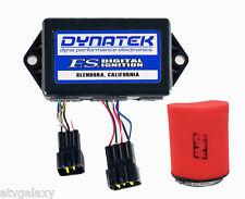 Dynatek CDI Ignition + Uni Air Filter Intake Honda TRX450R TRX 450R 06 Dyna FS