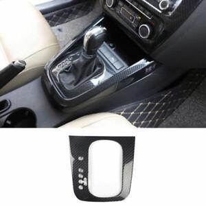 For Volkswagen Jetta MK6 2012-2014 Carbon Fiber Central Console Gear Shift Panel