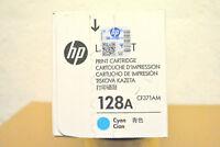Cartuccia Toner Originale HP 128A CE321A Ciano CM1415 CP1525 Genuino Nuovo