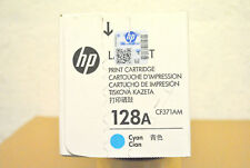 Cartouche Toner Original d'Origine HP 128A CE321A Cyan CM1415 CP1525 Genuine New