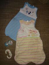 2 Babyschlafsäcke 50/56 und 56/62