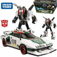 Takara Tomy Transformers Masterpiece MP-20 WHEELJACK figure Lancia Stratos Turbo