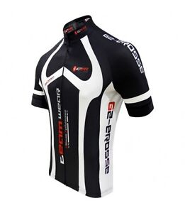 Men Cycling Jersey Bicycle Sportswear Top Cycling Clothing Short sleeves