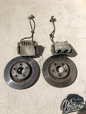 HOLDEN COMMODORE VE SS SSV V8 FRONT BRAKE CALIPERS AND ROTORS