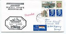 Polarstern Georg Forster Station PAQUEBOT Cape Town Polar Antarctic Cover