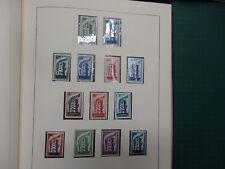 Europa Sammlung 1956-1970, ** mit allen Spitzen wie Luxemburg 555-557, 572-574