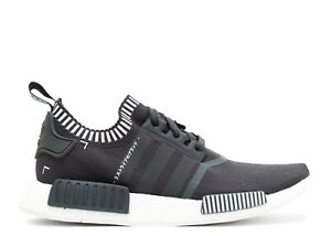 Adidas NMD R1 Japan Boost - Solid Grey/White 7 UK/ 7.5 US