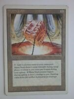 MTG Magic the Gathering English Mana Vault 1994 3rd Edition Revised MP