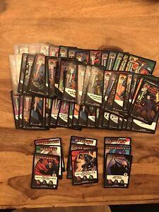 Lot De 70 Cartes De Jeu X-Men Film 2000