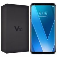 BNIB LG V30 H930 64GB Moroccan Blue Android Factory Unlocked 4G/LTE Simfree