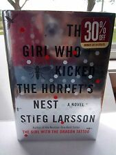 The Girl Who Kicked Hornet's Nest No. 3 by Stieg Larsson (2010, Hardcover) Book