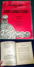 1962 Edition Pictorial Guide to Coin Conditions Sterling Publications