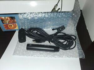 Audio Technica PRO 35 Cardioid Condenser Clip-On Instrument Microphone/Mic PRO35