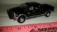 1/64 CUSTOM 2014 dodge black 2500 cummins decked out pickup truck ERTL farm toy