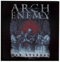 Arch Enemy War Eternal Album Woven Patch Official Heavy Death Metal New