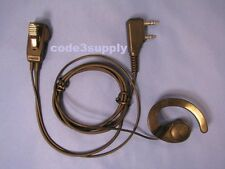 For Baofeng Retevis Wouxun Kenwood TK TH Headset Microphone Push to Talk Button