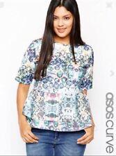 de1908ad053 ASOS Plus Size Tops & Shirts for Women for sale | eBay