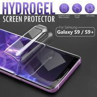 Protectors Case Full Cover Hydrogel Film For Samsung Galaxy S8 S9 Plus Note8 9