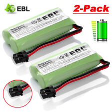 2x 2.4v 900mAh Home Phone Battery for Uniden BT-1021 BT-1025 BT-1008S WITH43-269