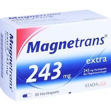 MAGNETRANS extra 243 mg Kapseln   50 st   PZN4193007