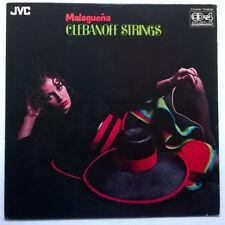 1974 黑膠唱片 The Clebanoff Strings & Orchestra* – Malagueña