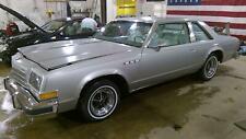 77-79 Buick Lesabre Coupe Passenger Right Power Window Regulator/Motor Tested