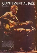 Barney Kessel UK 'Guitarist' Interview Clipping