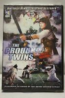 the proud twins ntsc import dvd English subtitle