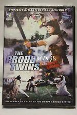 the proud twins ntsc import dvd English subtitle