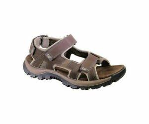 CAT Giles Men's Sports Walking Sandal P716654 Dark Brown NEW