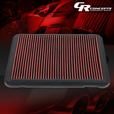 PERFORMANCE RED DROP IN PANEL AIR FILTER FOR 1998-2007 LAND CRUISER / LX470 4.7