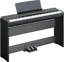 PIANOFORTE YAMAHA P-105 CON TASTI PESATI + SUPPORTO + PEDALI SUPER OFFERTA