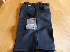 "NWT! ""DICKIES"" BOY'S BLACK MULTI POCKET SHORTS SIZE 10 Reg."