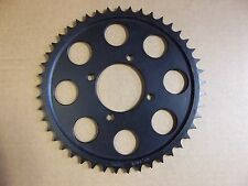 TRIUMPH BONNEVILLE T140E 45 TOOTH REAR SPROCKET 1979 on TSS - MERIDEN 37-7072