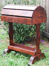 Classic Wood Saddle Stand  English / Western Showcase your saddle in your home