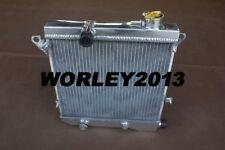 Aluminum radiator for Autobianchi A112 3-7 series