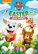 Paw Patrol: Easter Egg Hunt DVD New & Sealed R4