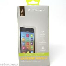 New PureGear Extreme Impact Screen Protector with Alignment Tray for iPhone X